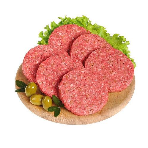 Hamburger di bovino siciliano
