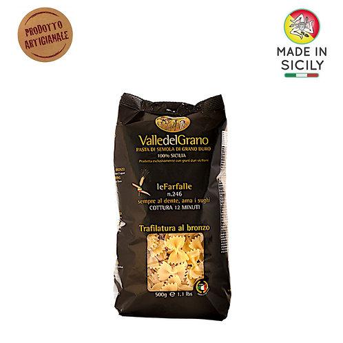 Pasta grano duro siciliano 500 gr Valle del grano