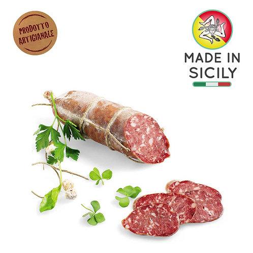 Salame di asino siciliano