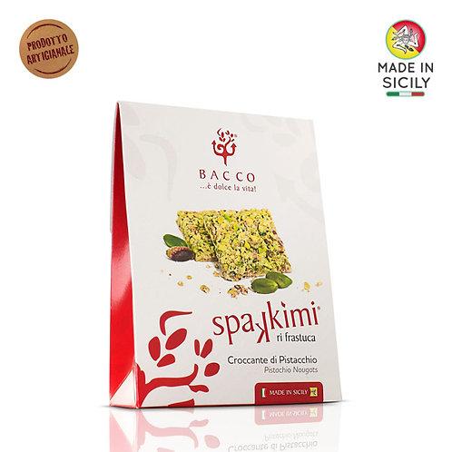 Croccante al pistacchio Spakkimi 100gr Bacco