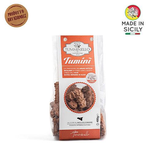 Biscotti Tuminì 400 gr Tumminello