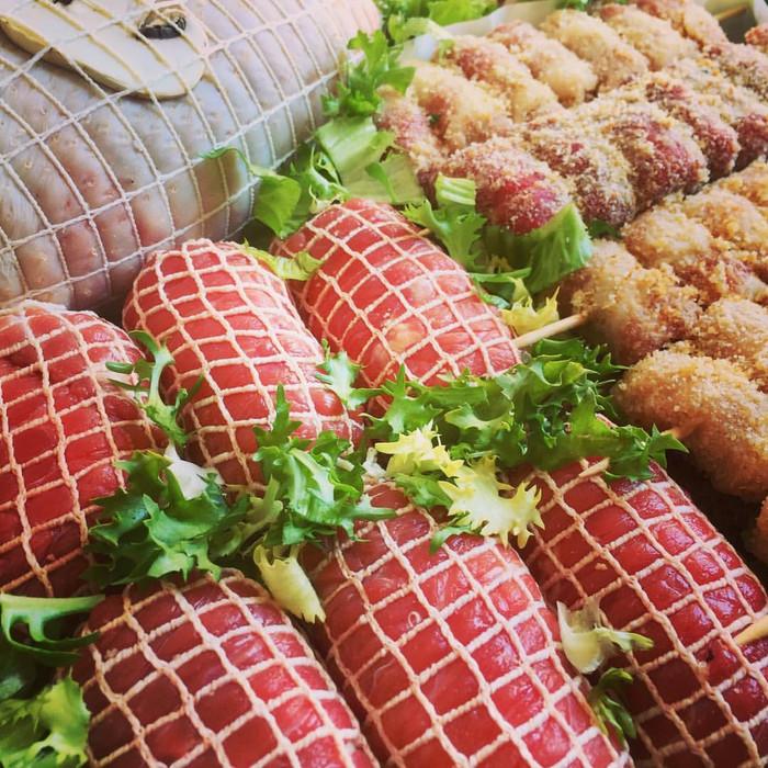Novità: preparati di carne senza glutine