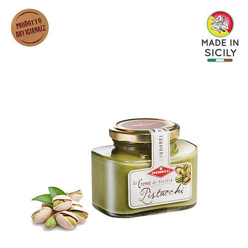 Crema di pistacchio Sicilia 190 gr Condorelli