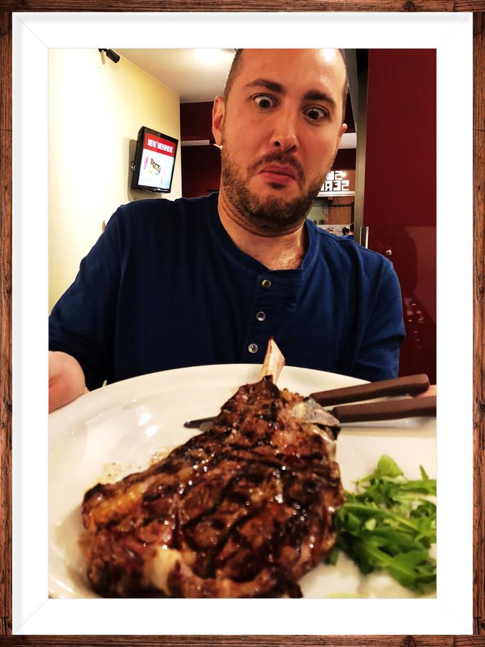 Bistecca del Brontosauro 🦕 🥩