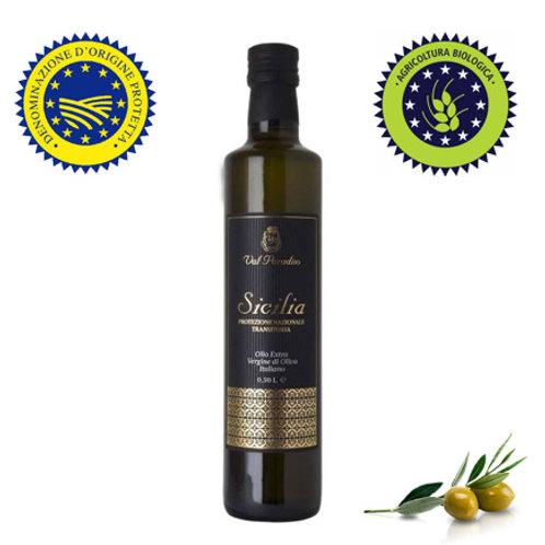 Olio Evo Bio Sicilia 0,50l Valparadiso