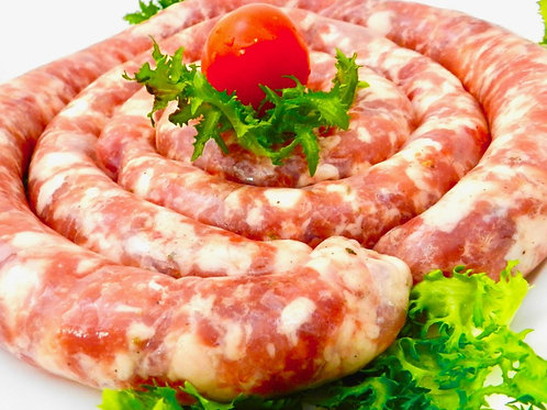 Salsiccia messinese tradizionale