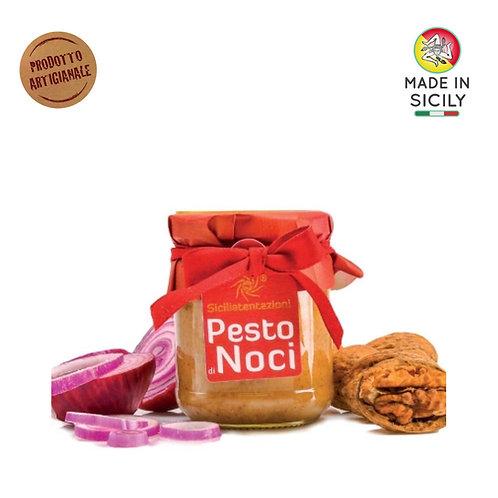 Pesto di noci 180 gr Sicilia Tentazioni