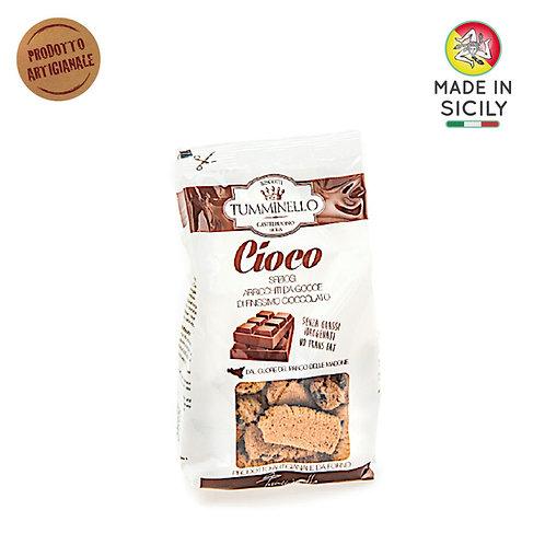 Biscotti Cioco 400 gr Tumminello