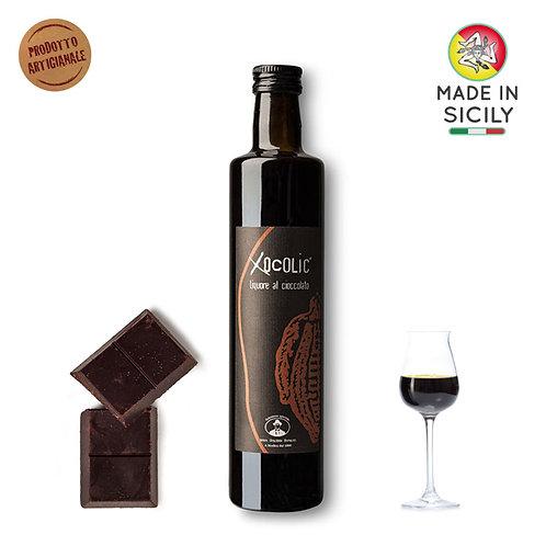 Liquore al cioccolato Bonajuto