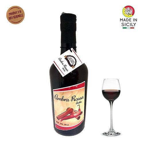 Liquore cannella e peperoncino dei Nebrodi