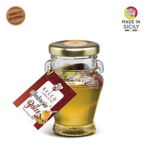Miele al pistacchio 100gr Bacco