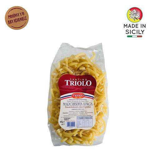 Pasta grano duro siciliano Messina 500 gr Triolo