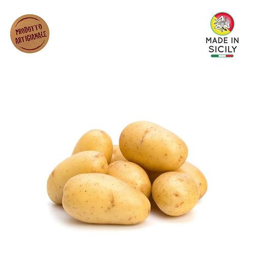 Patate nuove Sicilia