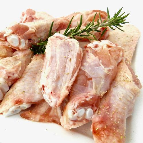 Alette di pollo aromatizzate