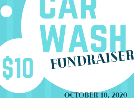 Athletics Fall Car Wash