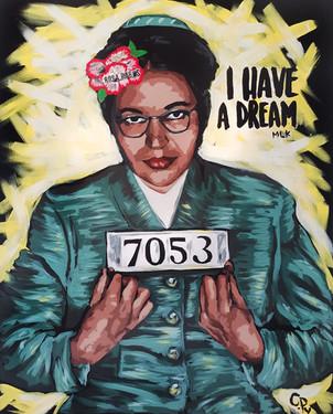 Rosa Parks 1913 - 2005