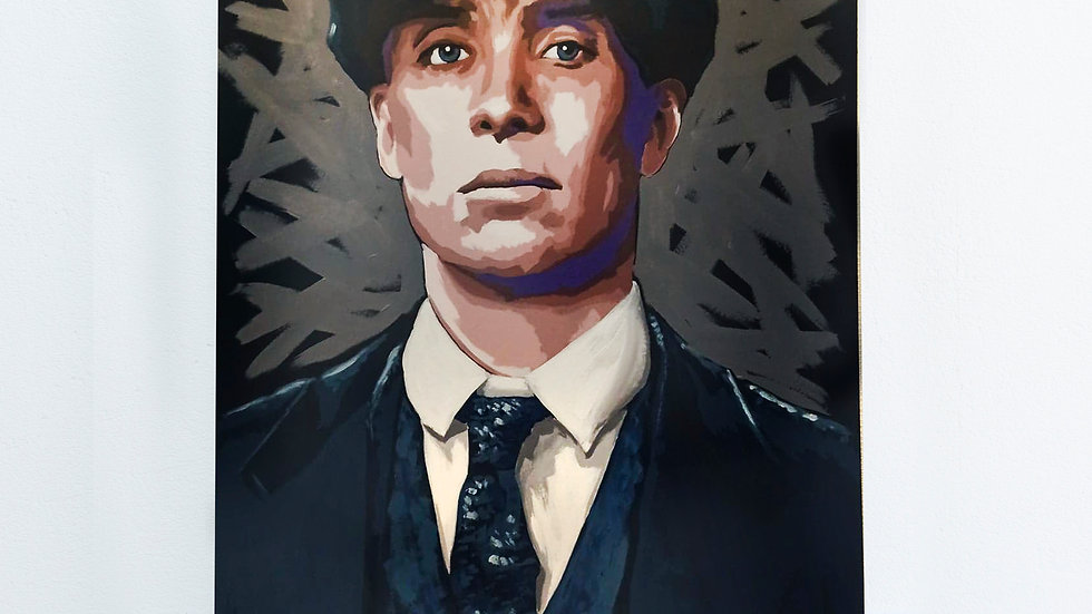 Peaky Blinders Tommy Shelby