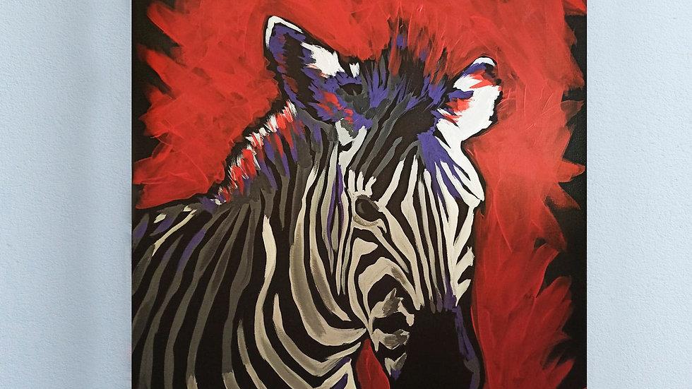 Fun Zebra