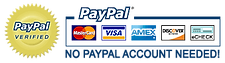 Paypal, Credit Cards, Paypal Verified