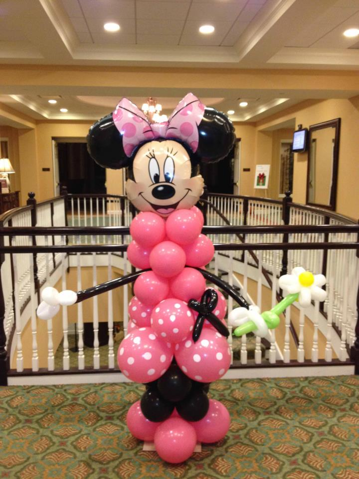 Minnie Sculpture