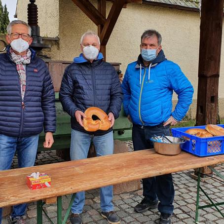 Winter Adé! Stabaus-Brezelaktion 2021