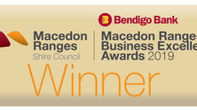 Macedon Ranges Business Excellence Awards 2019 - Winner
