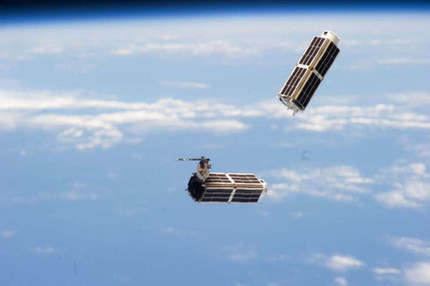 A tiny satellite of your very own: They're not just for rocket scientists anymore