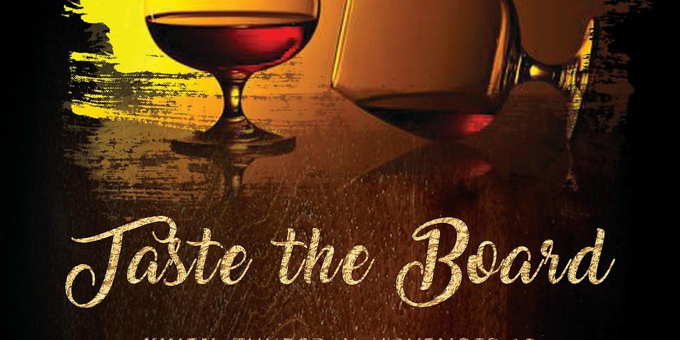 Taste The Board