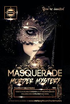 Masquerade Tickets