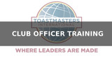 Team Officer Roles & Responsibilities