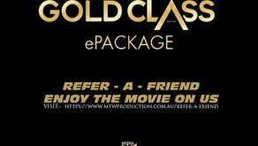 Receive $150 worth of Movie Ticket