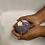 Thumbnail: Grape Soda Bath Bomb (w/toy surprise!)