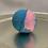 Thumbnail: Cotton Candy Bath Bomb (w/toy surprise!)