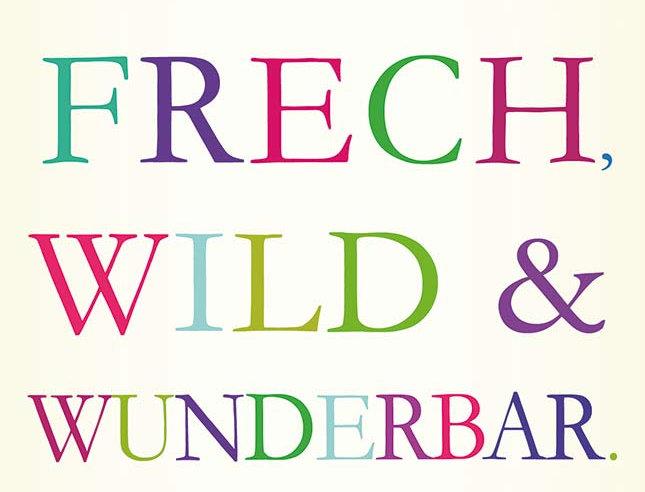 Geburtstag - Wild und wunderbar