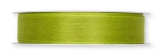 Band feines Leinen grün
