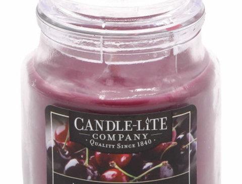 Duftkerze Juicy Black Cherries - 85g