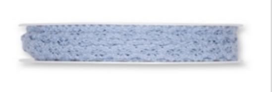 Band Häkelspitze Var.1 hellblau