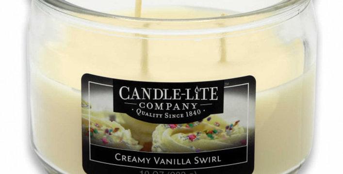 Duftkerze Creamy Vanilla Swirl