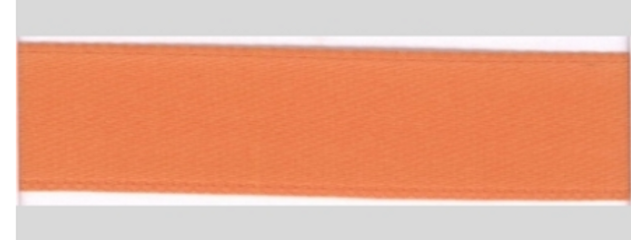 Band Satin orange