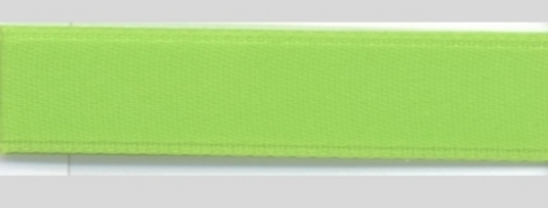 Band Satin apfelgrün