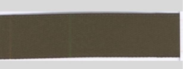 Band Satin dunkelgrün