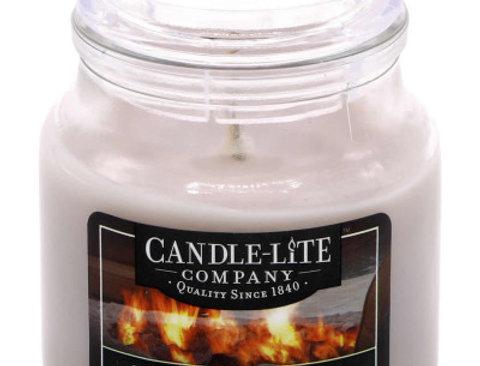 Duftkerze Evening Fireside Glow - 85g
