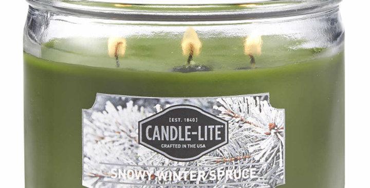 Duftkerze Snowy Winter Spruce
