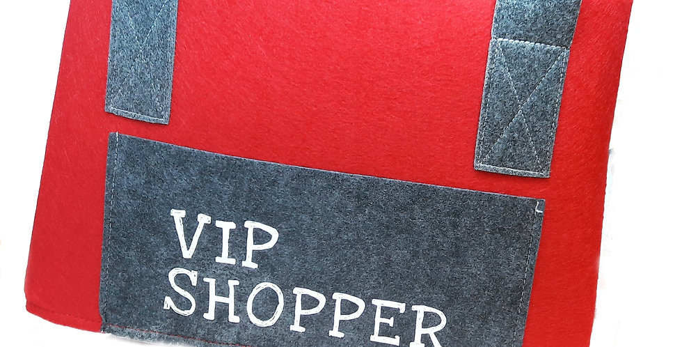 "Shoppingtasche ""VIP Shopper"""