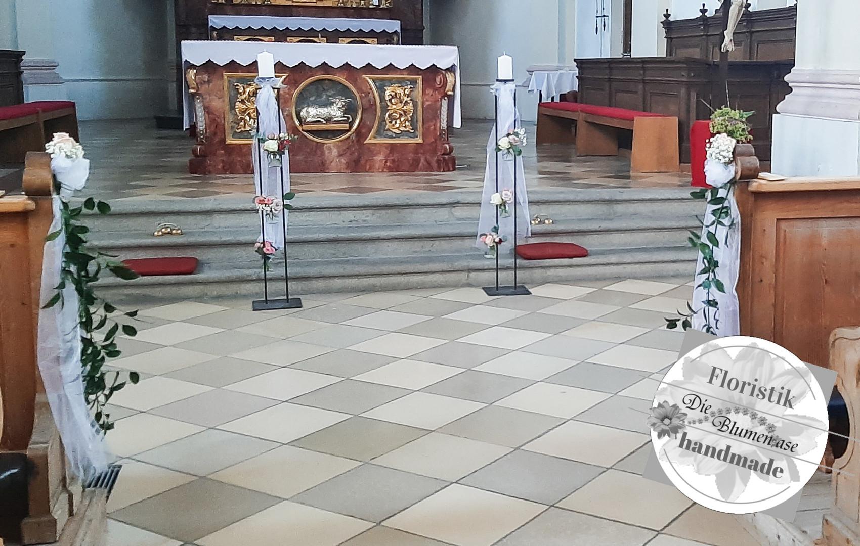 Katholische Kirche Taufkirchen Vils
