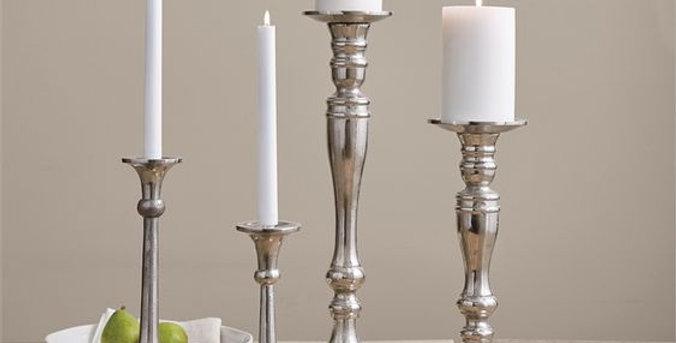 Kerzenhalter aluguss- Nr.116