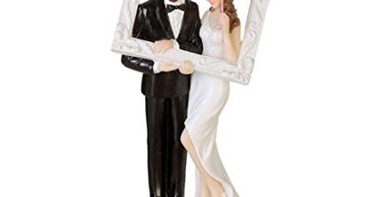 """Hochzeitsfigur """"Fotobox"""""""