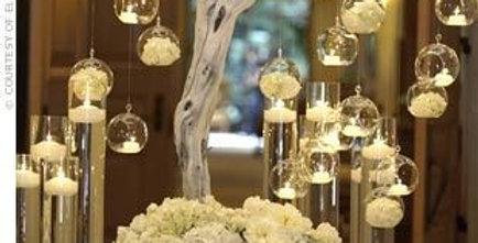 Hanging Glas Balls- Nr.08
