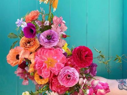Die floralen Hochzeitstrends für 2021 I 1