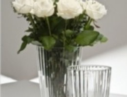 Vase Elegance Rille